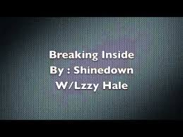 Shinedown Shed Some Light Download by Shinedown Breaking Inside With Lzzy Hale Youtube