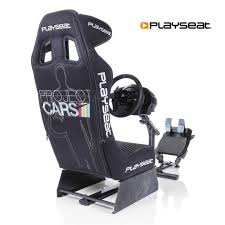 Playseat Office Chair Uk by Playseat Project Cars Racing Simulator Gaming Chair Ocuk
