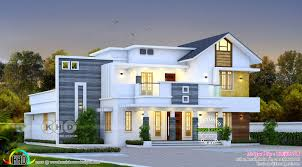100 Modern House.com Mixed Roof Contemporary House Design Kerala Home Design And Floor Plans 8000 Houses