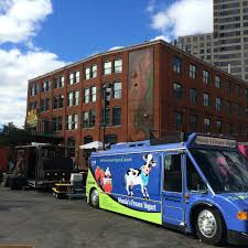 Where To Eat During ArtPrize: Food Truck Edition - 616 Lofts ... Pink In The City Saturday Yogo Frozen Yogurt Truck New York April 24 2016 Ice Stock Photo 4105922 Shutterstock Menchies Food Menchiestruck Twitter Big Gay Cream Inquiring Minds Captain America Yogurtystruck Yogurtys Froyo Forever Wrapvehiclescom Street Bike Mieten Stuttgart Eis Softeis Come See Us At Mudbug Madness Today We Are Here Until 11 Hitch A Ride To Heaven Texas State Multimedia Journalism