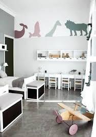 une chambre pour deux enfants bureau pour deux enfants chambre neutre pour deux enfants en bas
