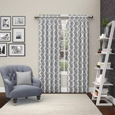 Living Room Curtains Kohls by To Go Vickery Window Curtain Set