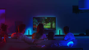 hue white and color ambiance play light bar pack