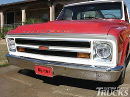 1968 Chevrolet C10 Restoration - Hot Rod Network