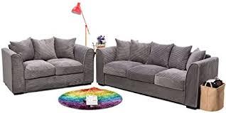 de panana jumbo cord chenille stoff gruppe sofa sofa