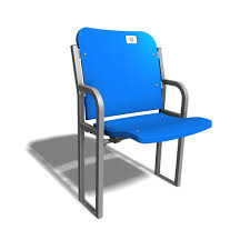 Stadium Chairs For Bleachers With Arms by Bleacher Stadium Seats Outdoor Stadium Seating