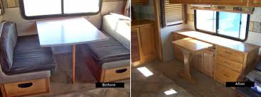 RV Dining Table Has To Go