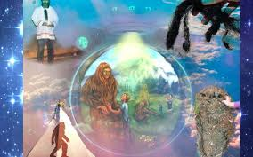 BOOK 2 THE SASQUATCH MESSAGE TO HUMANITY By SunBow