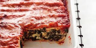 cuisiner la ricotta lasagnes à la ricotta et aux épinards facile recette sur