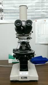 Nikon Polarized Light Microscope Zeis Textiles Extension