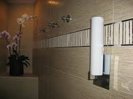 san francisco linen look tile bathroom contemporary with