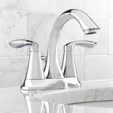 Leaky Delta Faucet Handle by Bathroom Faucets P299685lf Moen Two Handle Bathroom Faucet