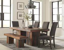 Rustic Dining Table Set Furniture Room And Chairs For Sale
