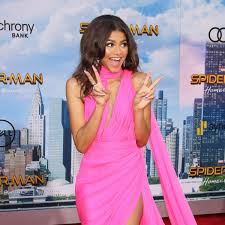 ZENDAYA COLEMAN At Spiderman Homecoming Premiere In Los Angeles 06