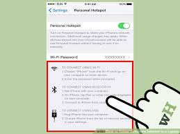 3 Ways to Tether Cellphone Internet to a Laptop wikiHow