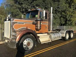 1984 Kenworth W900 Day Cab Truck For Sale - Healdsburg, CA ...
