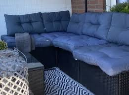 sitzkissen rückenkissen loungekissen polster auflagen