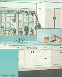 Old Kitchen Sinks With Drainboards by The Color Green In Kitchen And Bathroom Sinks Tubs And Toilets