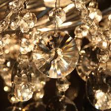 cocoarm kristall deckenleuchte deckenle modern
