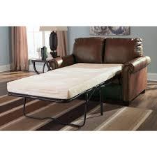 living room ashley furniture sleeper sofa lottie durablend twin