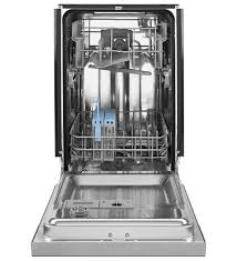 Whirlpool Portable Dishwasher Faucet Adapter by Whirlpool Wdf518safm 18 Inch Built In Full Console Dishwasher With