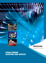 Dresser Rand Wellsville New York by Steam Turbine Solutions And Services Brochure Dresser Rand Pdf