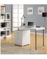 Monarch Specialties Corner Desk Brown by It U0027s On Christmas Shopping Deals On White Corner Desks