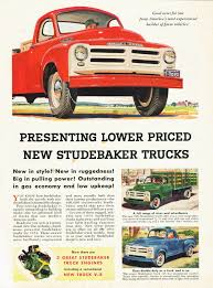 1954 Studebaker Truck Ad | Trucks | Pinterest | Ads, Cars And Vehicle 1951 Studebaker 2r5 Pickup Fantomworks 1954 3r Pick Up Small Block Chevy Youtube Vintage Truck Stock Photos For Sale Classiccarscom Cc975112 1947 Studebaker M5 12 Ton Pickup 1952 1953 1955 Car Truck Packard Nos Delco 3r5 Chop Top Build Project Champion Wikipedia Dodge Wiki Luxurious Image Gallery Gear Head Tuesday Daves Stewdebakker 56