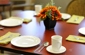 Dine In Room Service by Resident Life Andover Village