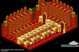 Habbo Casino Layouts