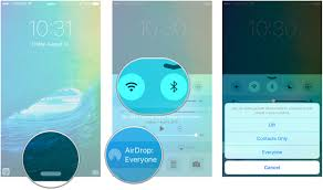 How to instantly share files with AirDrop for iPhone or iPad