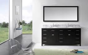 Menards Bathroom Double Sinks by Bathrooms Design Md Wmro Es Double Bathroom Vanity Virtu Usa