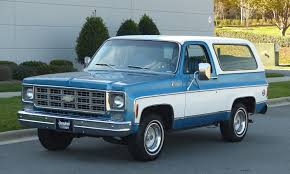Chevrolet Blazer Classics For Sale - Classics On Autotrader