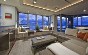 19 Amazing Living Room Design Ideas with Window Wall Style