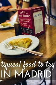 what cuisine top 7 must try typical foods in madrid devour madrid