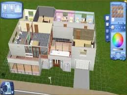 Sims 3 Floor Plans Download by Blueprints Only Sims 3 Family Home Youtube