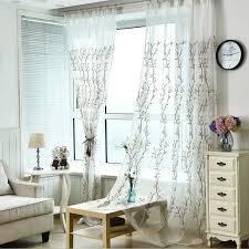 grün weidenblatt gardinen vorhang für wohnzimmer fenster wohnkultur für schlafzimmer vorhänge vorhänge grün organza tüll vorhang