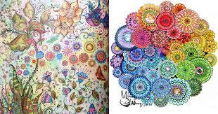 Coloring Books For Adults Johanna Basford 11 880