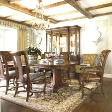 Thomasville Dining Room Chairs Discontinued by Beautiful Thomasville Fredericksburg Oval Dining Table 48