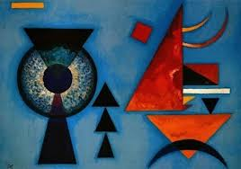Soft Hard Painting By Wassily Kandinsky
