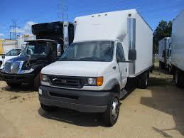 100 Ford Box Truck 2003 FORD E550 BOX TRUCK VINSN1FDAE55F53HA80039 SA 18 BOX