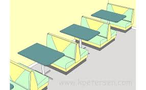 Floor Plan For A Restaurant Colors Upholstered Restaurant Booth Layouts And Typical Booth Dimensions