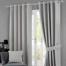 Light Blocking Curtain Liner by White Blackout Curtains Ready Made Savae Org