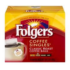 JM Smucker Folgers Coffee 19 Ea