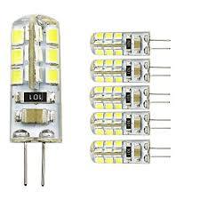 g4 led energiesparend le 1 5 w 120 lm weiß feddo 6500 k