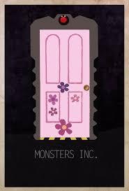Movie Doors 5 Monsters Inc by edgarascensao on DeviantArt