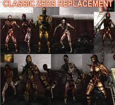 Killing Floor Fleshpound Voice by Client Side Classic Zeds Replacement Tripwire Interactive Forums