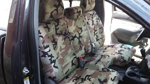 100 Camouflage Seat Covers For Trucks Military Military Camo In A Variety Of Styles
