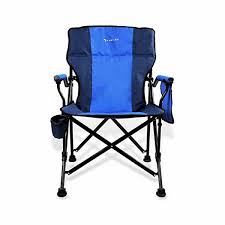 With Chair Lawn Portable Folding Chair Kamileo Padded ...
