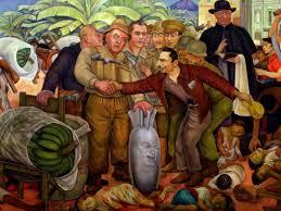 David Alfaro Siqueiros Murales La Nueva Democracia by 3 Mexican Artists That Make Us Feel Proud Xoximilco Blog